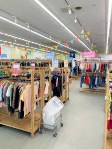 ポスポスの店内画像