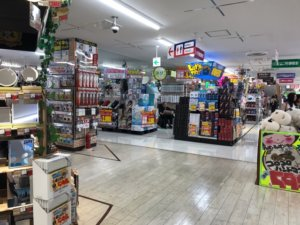 メガドンキ福重店の店内の混雑状況の画像