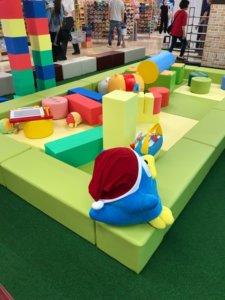 メガドンキ福重の子供の遊び場